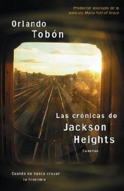 Jorge Pupo narrates 'Jackson Heights Chronicles' in Spanish